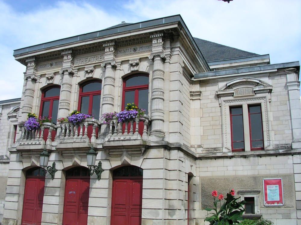Theatre Municipal De Sens