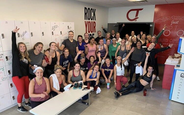 CycleBar: 1357 Dilworthtown Xing, West Chester, PA
