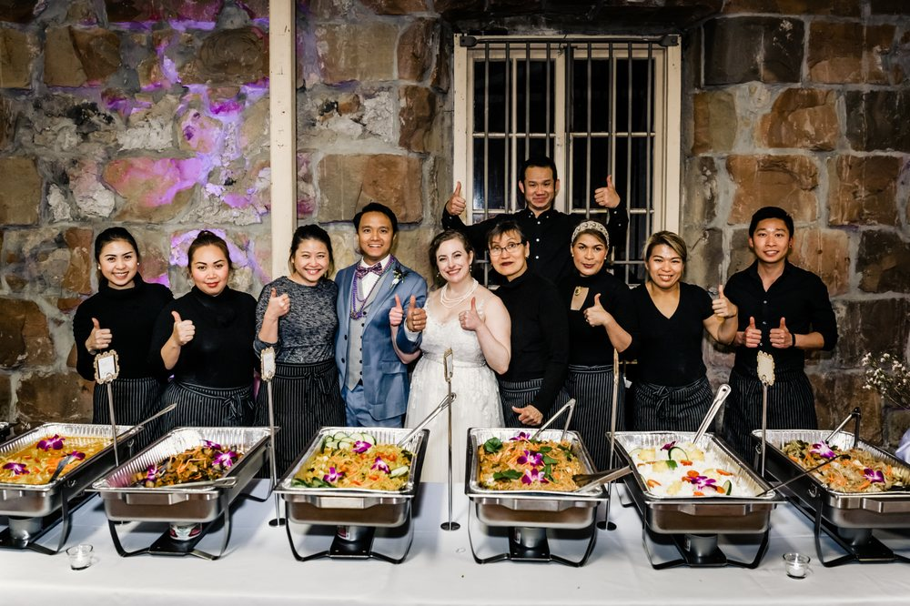 Thai Rice Spoon Catering