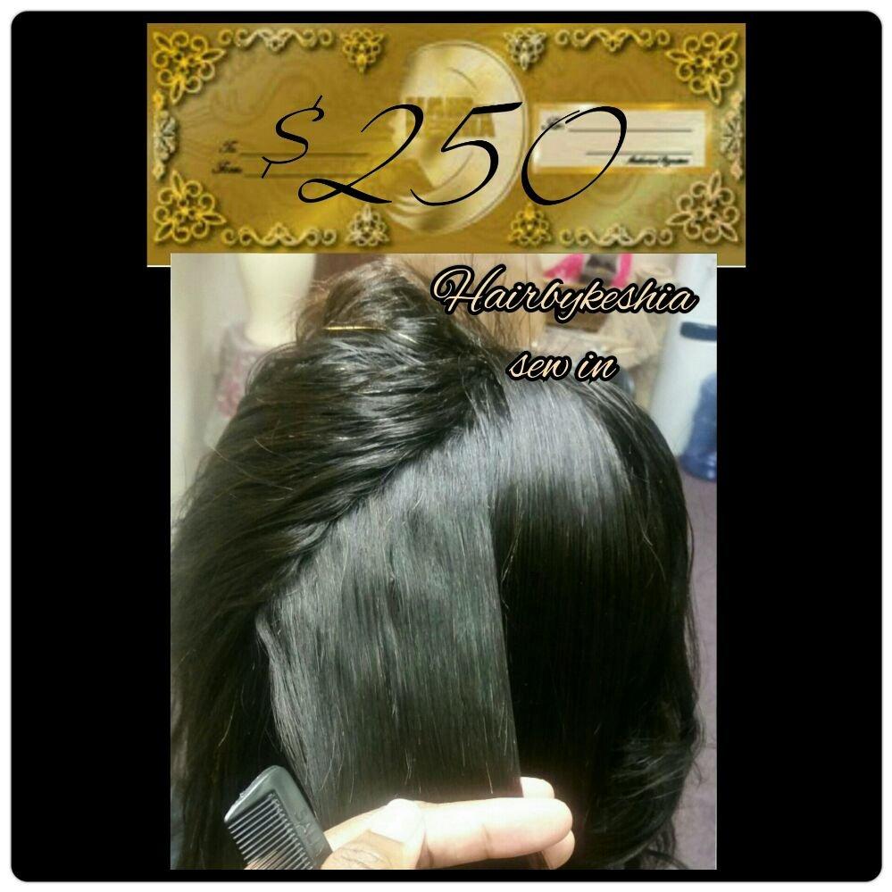 Hair By Keshia 226 Photos Hair Extensions 2323 S Troy