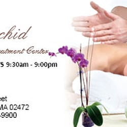 Orchid massage watertown ma