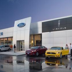 Klaben Ford Lincoln Of Warren Car Dealers 3853