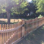 Board Topper Stow Photo Of Sudbury Cedar Fence Ma United States