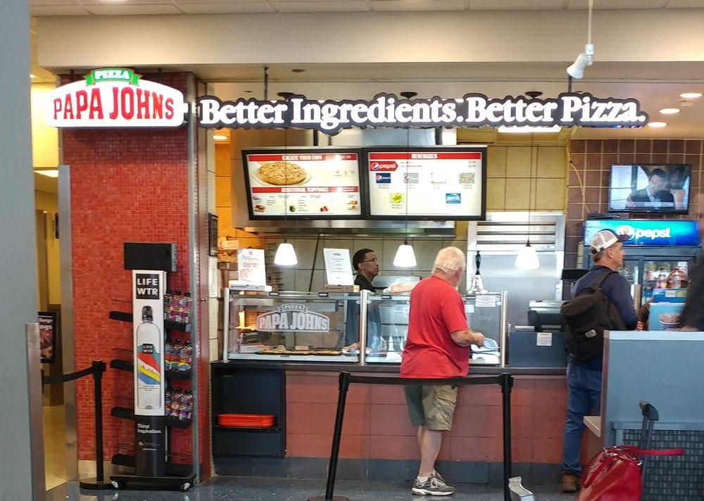 Papa John S Pizza 5501 Josh Birmingham Pkwy Charlotte