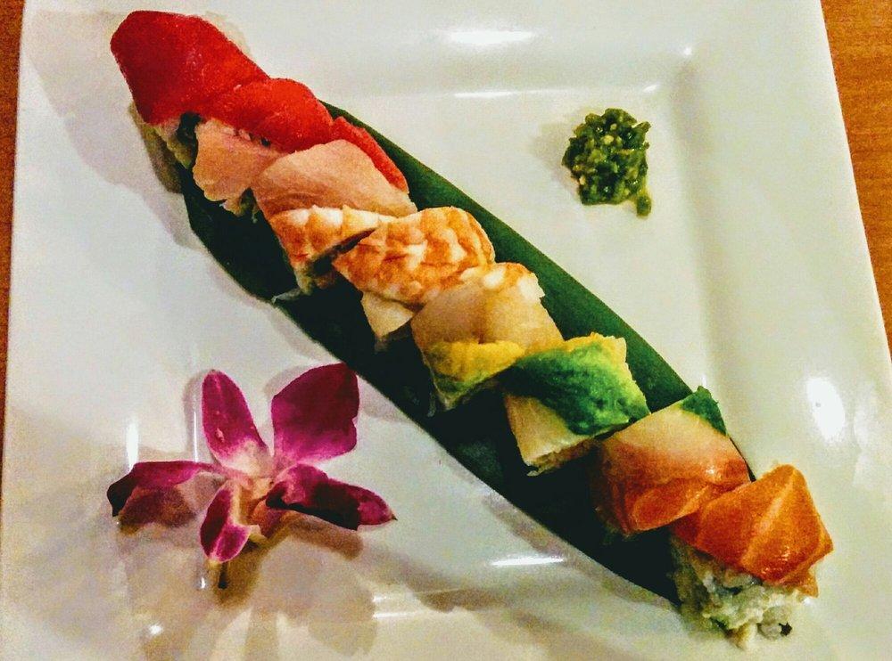 Sachi Japanese Cuisine: 474 Orange St, Redlands, CA
