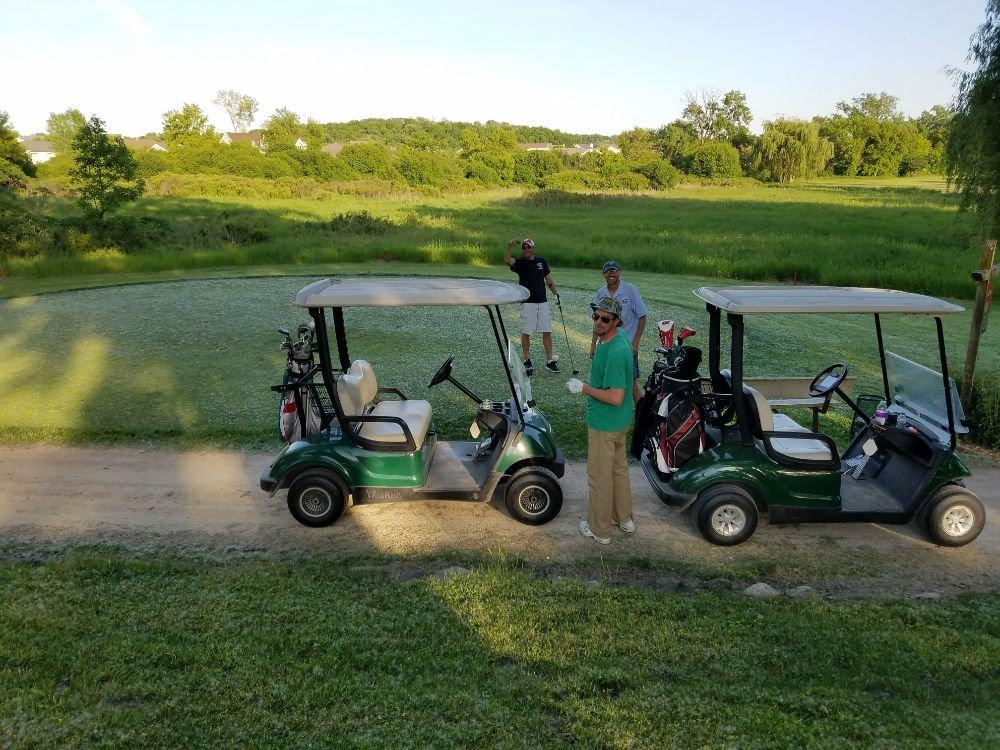 The Farm Golf Course: 4226 Vilas Rd, Cottage Grove, WI