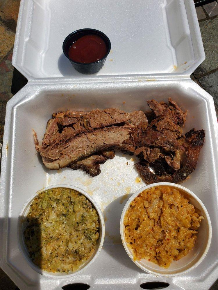 Slab Daddy's BBQ Catering: 7403 Fegenbush Ln, Spring Mill, KY