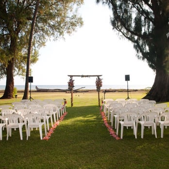 Photo Of Waimea Plantation Cottages Hi United States Wedding