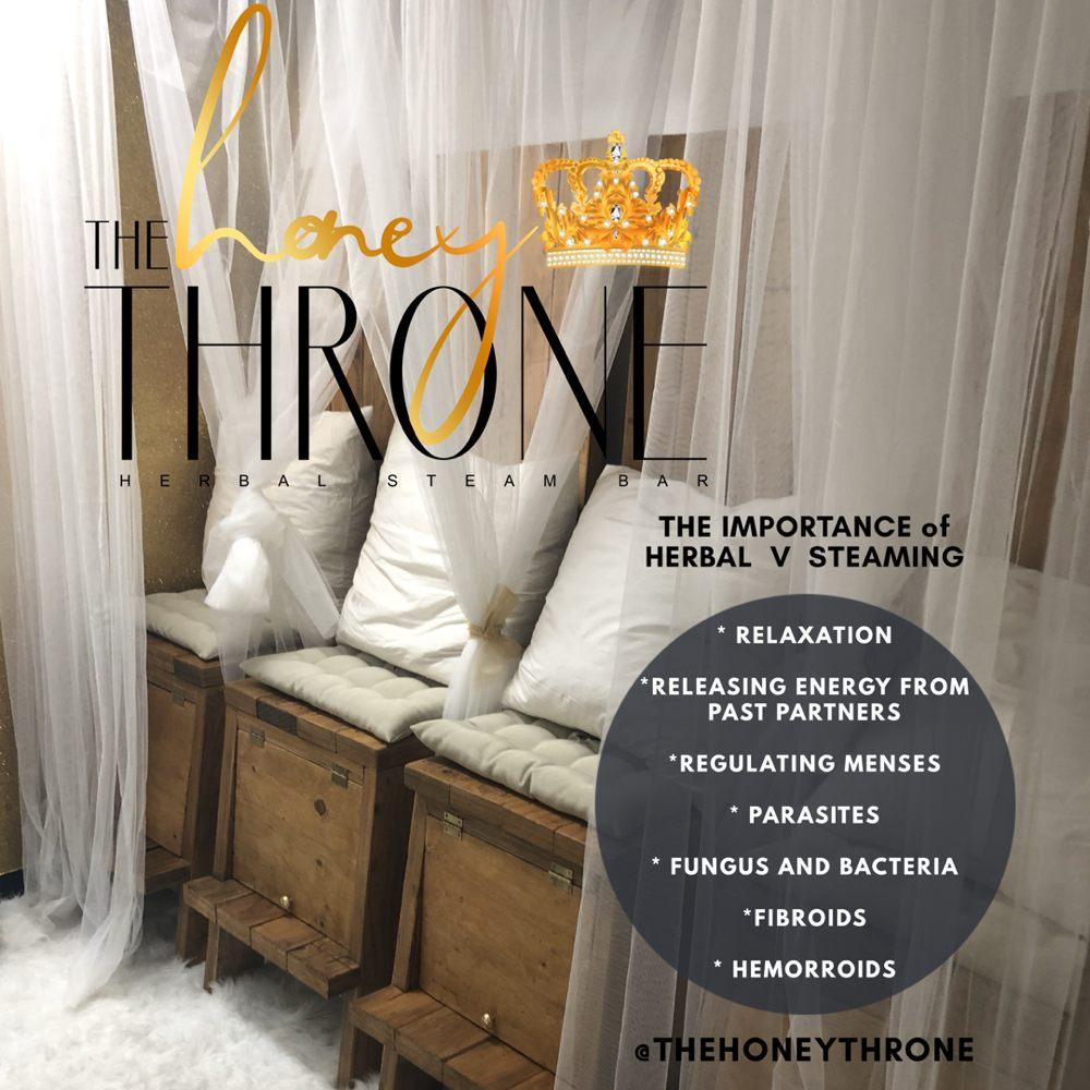 The Honey Throne