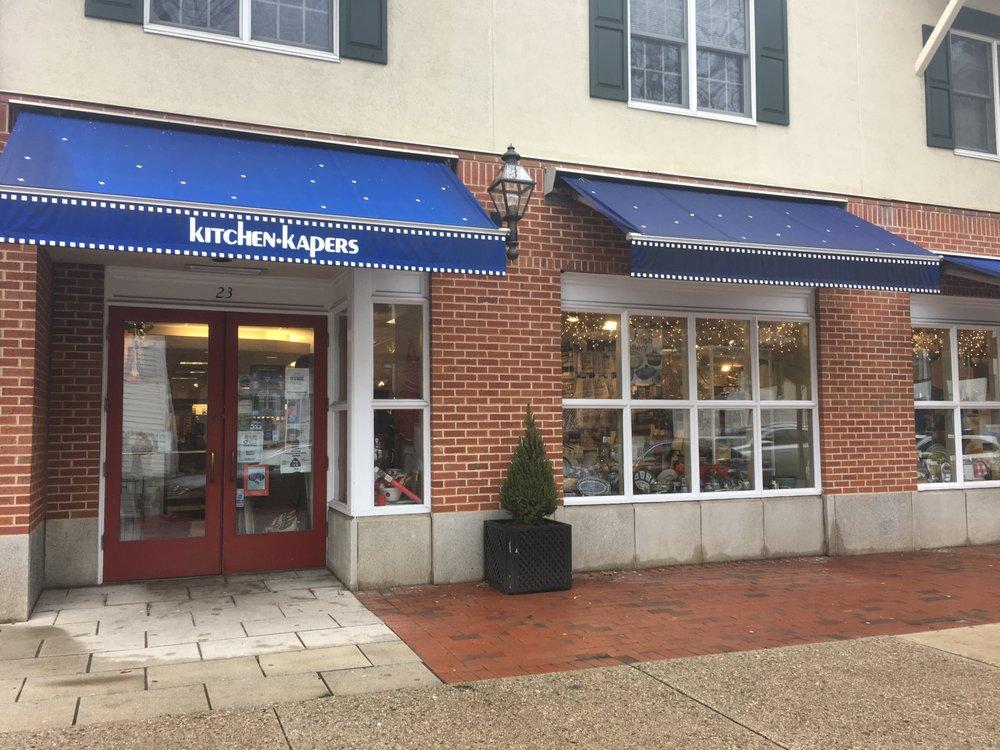 Kitchen Kapers - Kitchen & Bath - 23 Hulfish St, Princeton, Nj