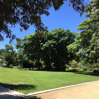 Davis Arboretum Map on