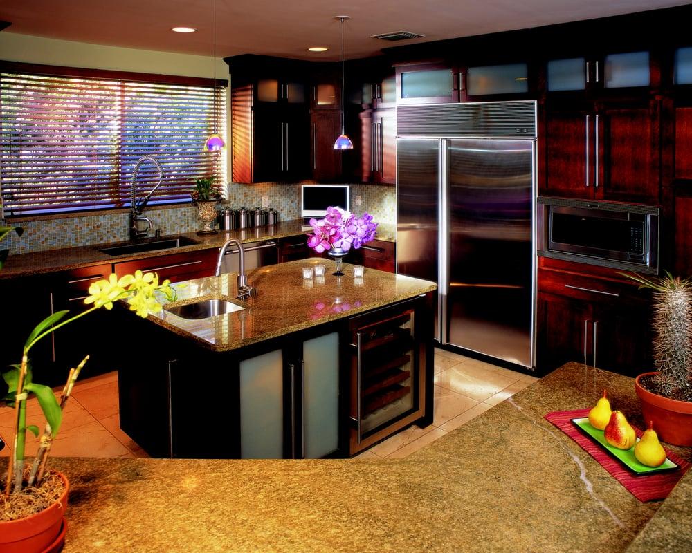 Kitchen Home Interiors Empreiteiros 8933 Nw 20 Manor