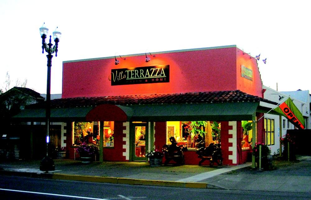 Villa Terrazza Patio & Home: 869 Broadway, Sonoma, CA
