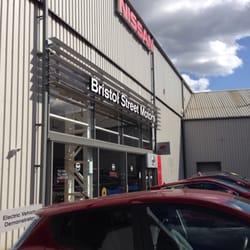 Bristol Street Motors Nissan Volvo Car Dealers