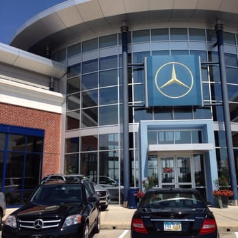 Mercedes benz of easton 17 reviews garages 4300 for Mercedes benz columbus ohio