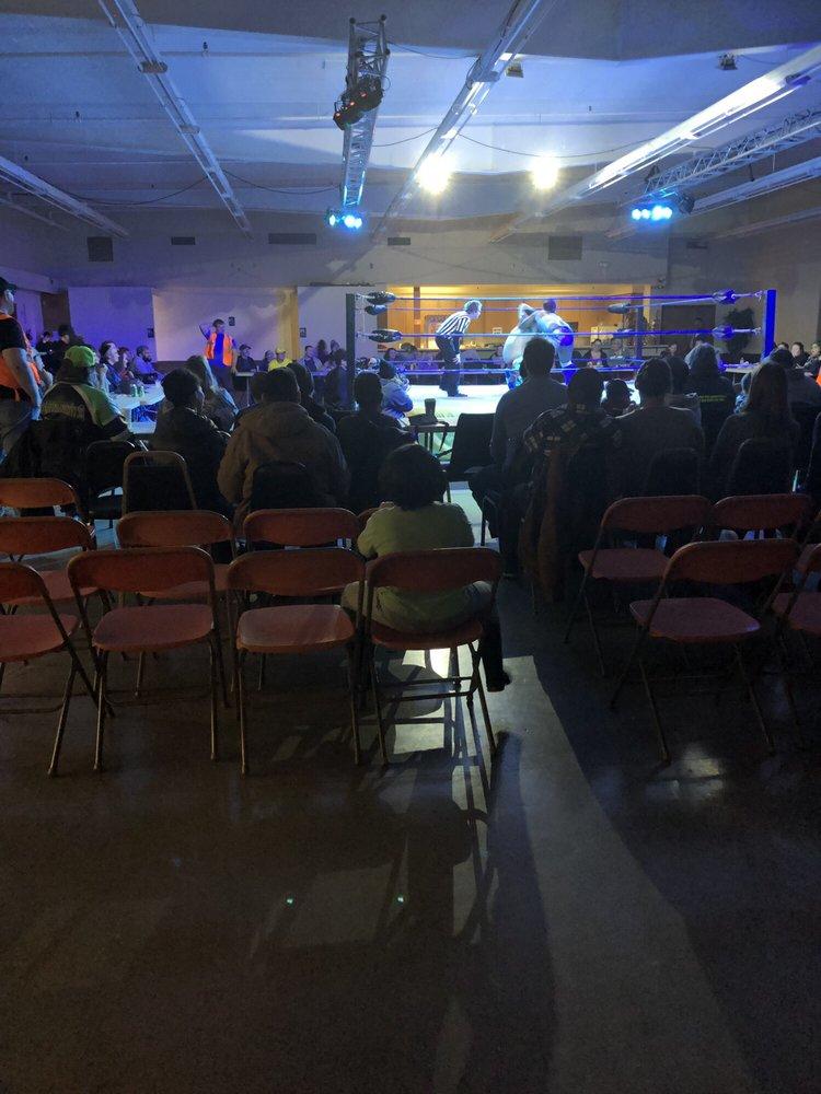 Blue Collar Wrestling: 7611 N Exeter Ave, Portland, OR