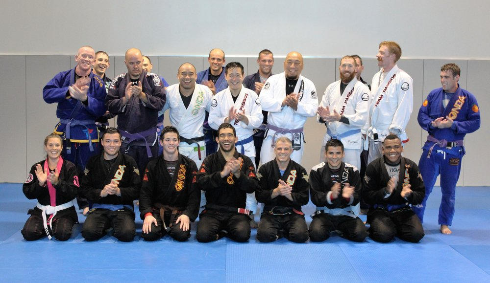 Team Passos Jiu Jitsu