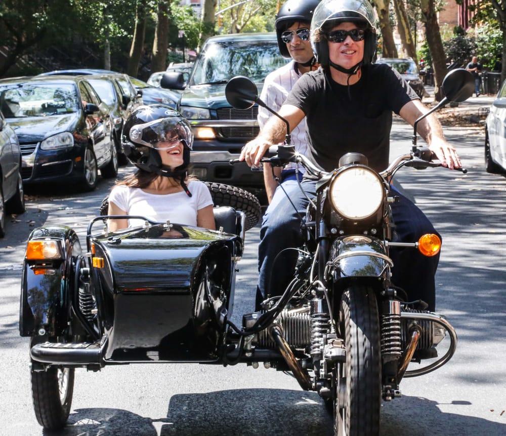 Sidecar Tours New York