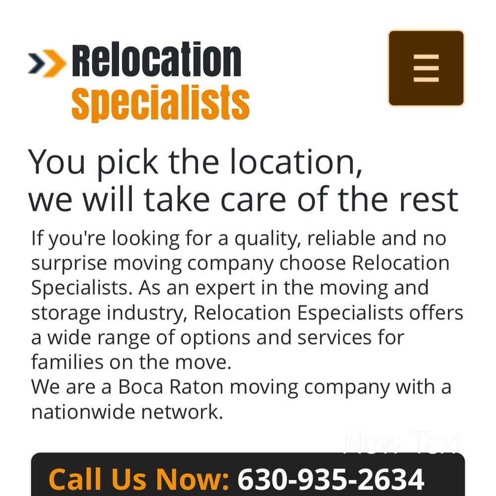 What is a Residential Relocation Specialist™?