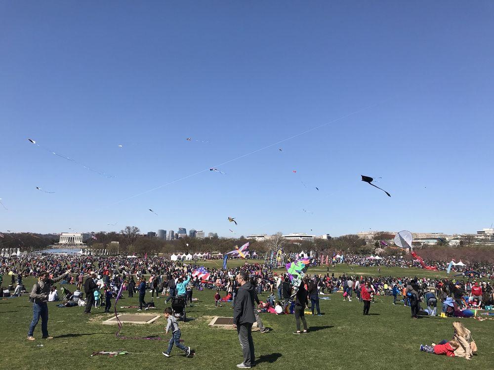 Smithsonian Kite Festival