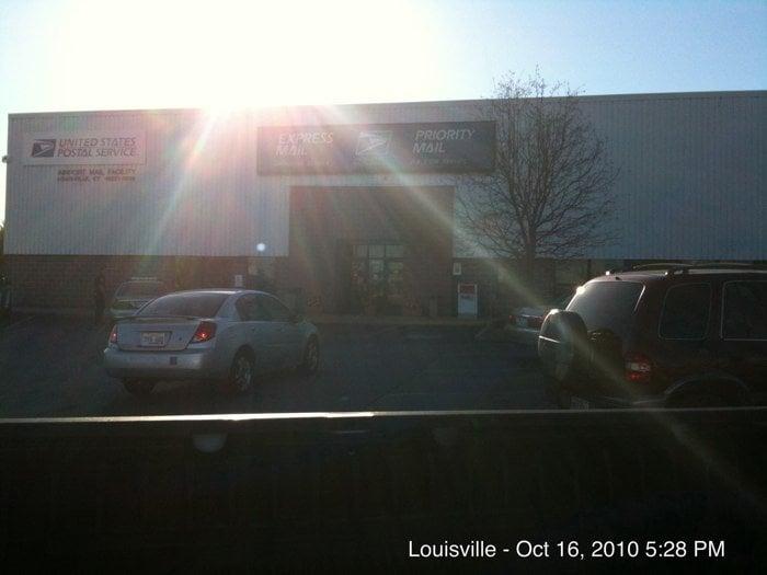 US Postal Service: 4440 Crittenden Dr, Louisville, KY