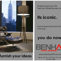 benhar office interiors 14 photos furniture stores 148 w 37th