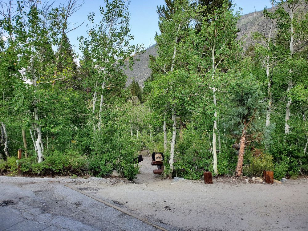 East Fork Campgrounds: 395 And Rock Creek Rd, Mammoth Lakes, CA