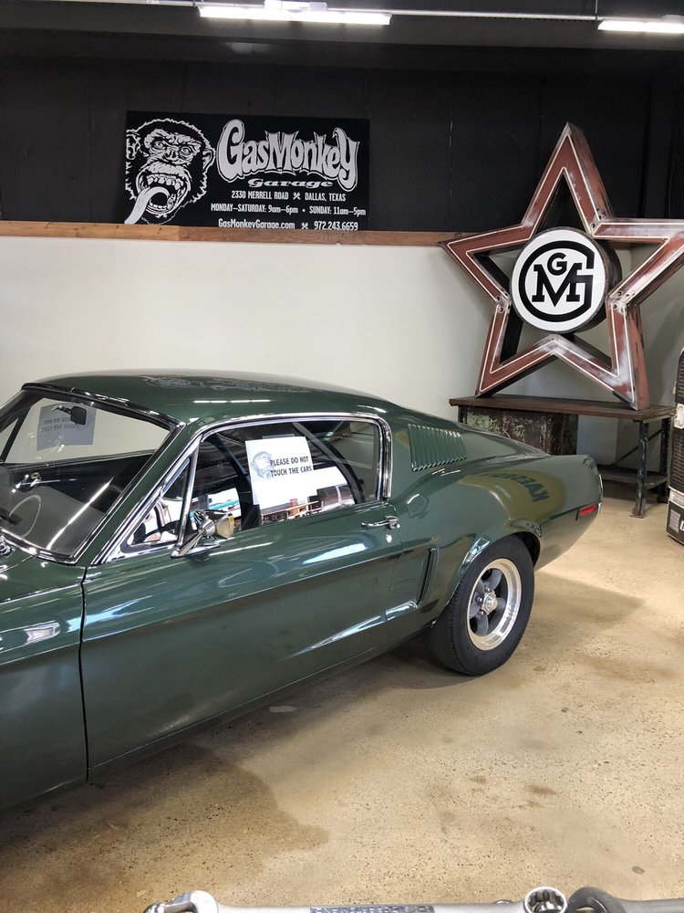 Gas Monkey Garage - 132 Photos & 73 Reviews - Used Car