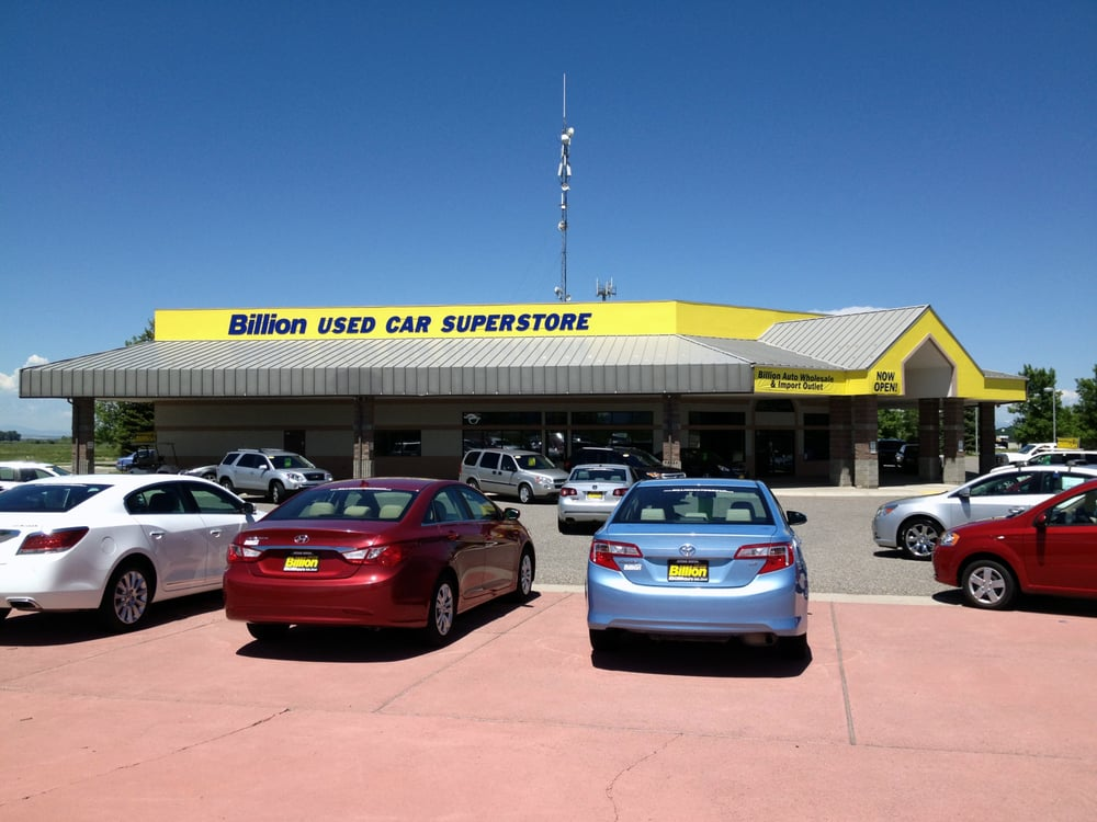 Bozeman Car Dealerships >> Billion Auto Group 10 Reviews Car Dealers 243 Automotive Ave