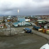 Photo Of Nullagvik Hotel Kotzebue Ak United States View From Room 414