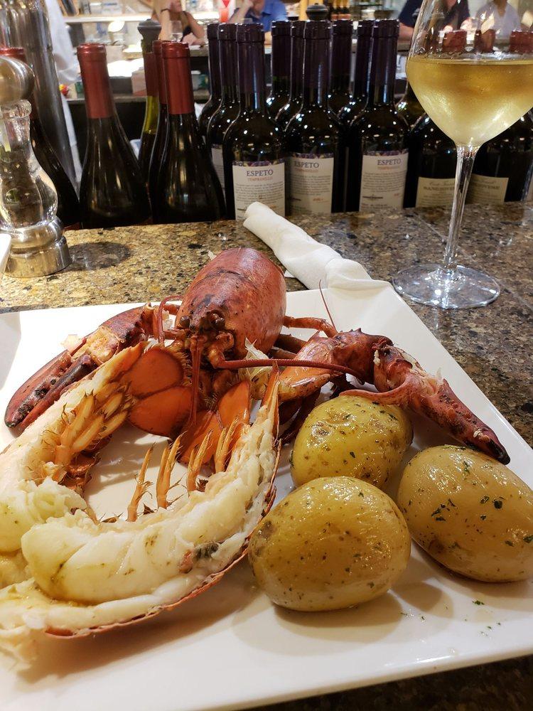 Wegmans Seafood Bar: 1607 Village Market Blvd, Leesburg, VA