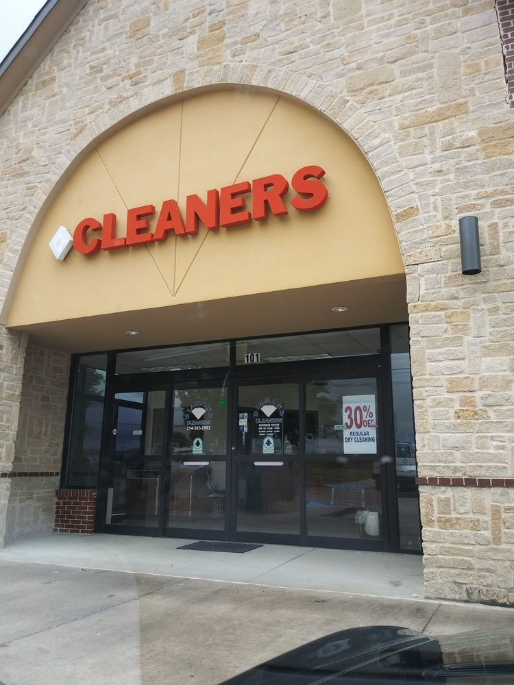 Diamond Cleaners: 431 Stacy Rd, Fairview, TX