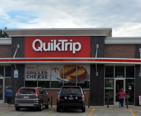 QuikTrip 4123 Clemson Blvd Anderson, SC Gas Stations - MapQuest
