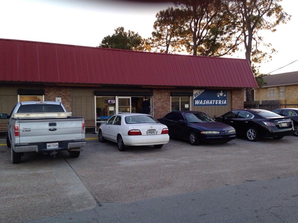 Mire's Washateria: 1100 West Dr, Westwego, LA