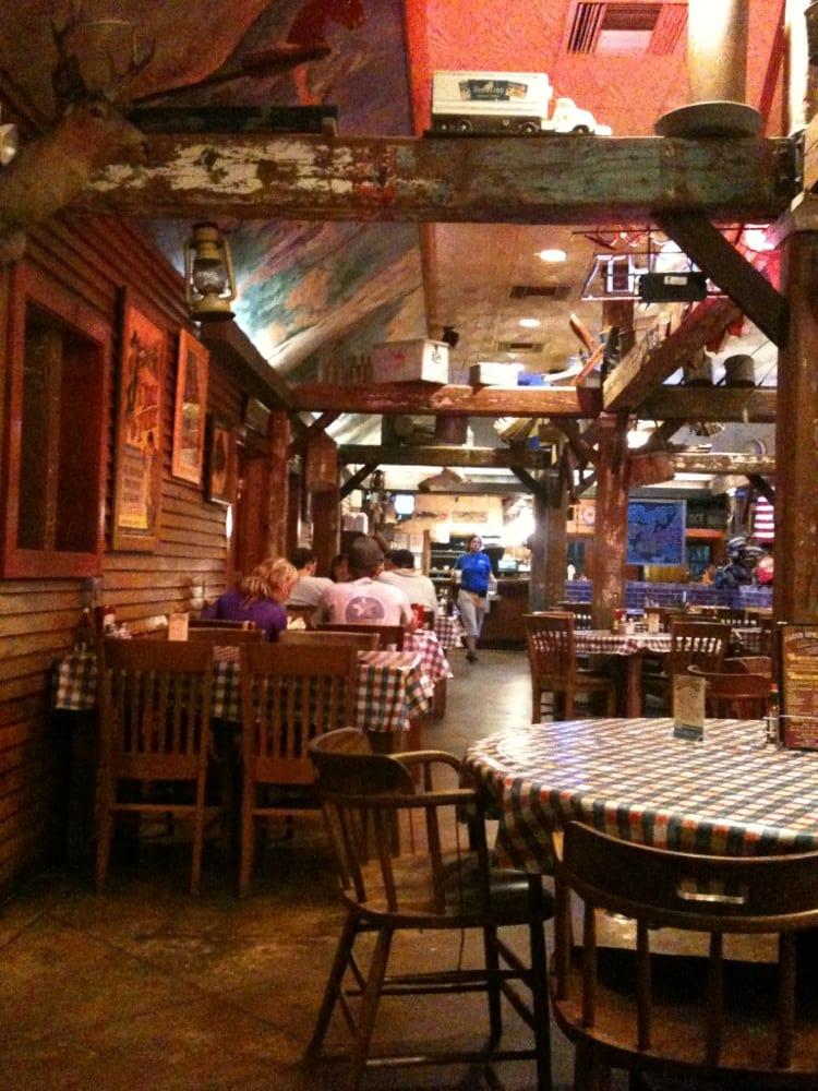 Clear Springs Restaurant Menu