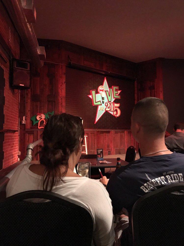 The Loony Bin Comedy Club: 215 N St Francis, Wichita, KS