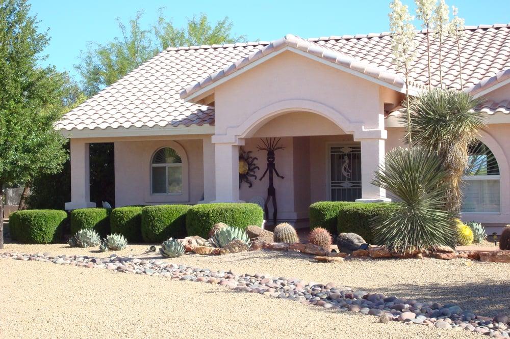 DB Yard Maintenance: 52412 N 464th Ave, Wickenburg, AZ