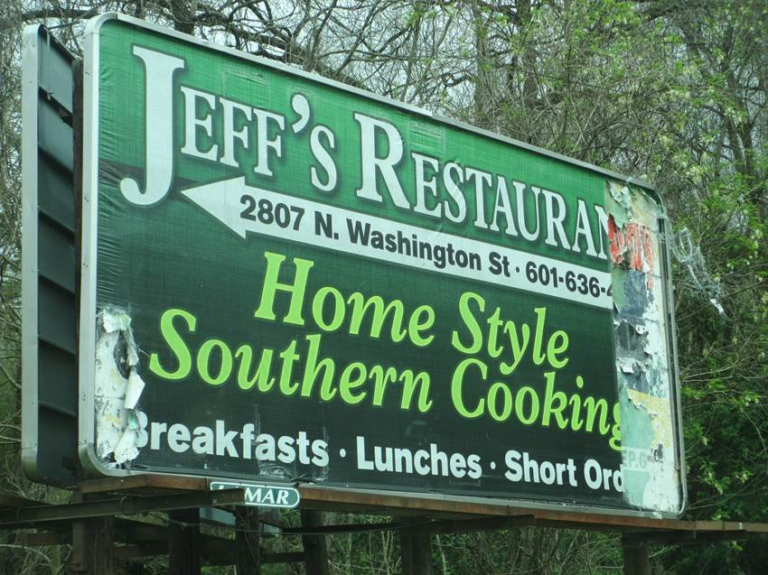 Jeff's Restaurant