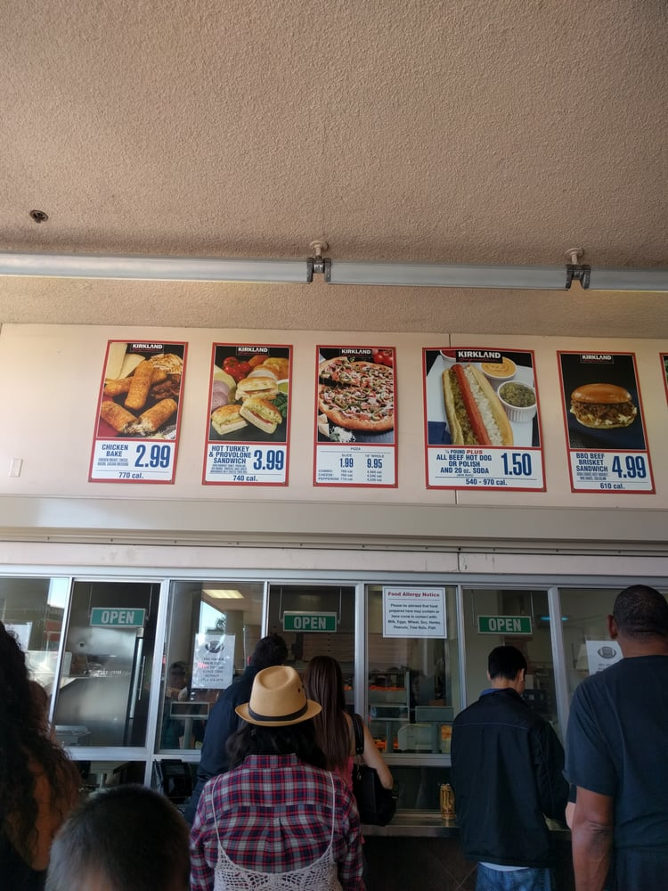 Costco Food Court 37 Photos 66 Reviews Hot Dogs 17900