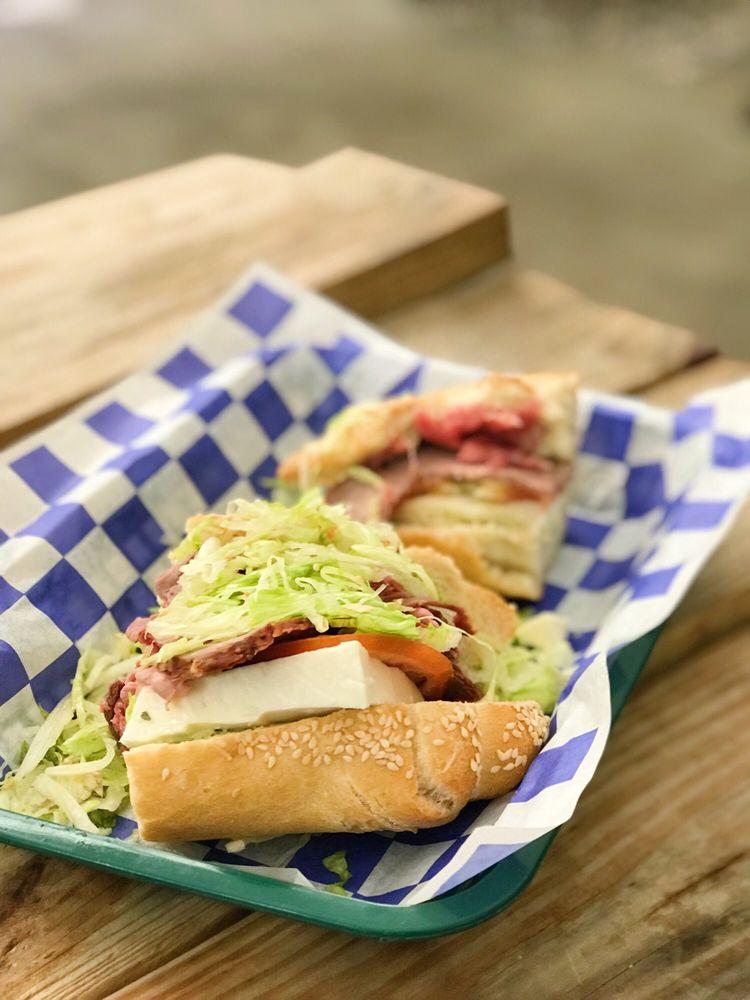 Food from Eastcut Sandwich Bar