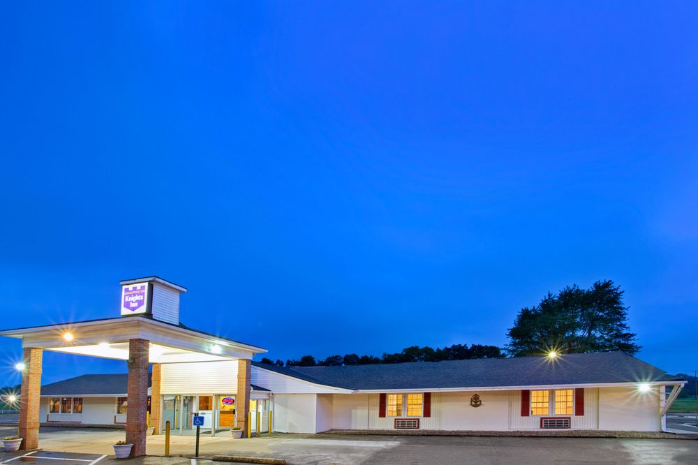 Knights Inn Mount Gilead: 5898 Route 95, Mount Gilead, OH