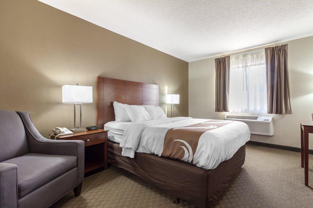 Quality Inn: 2810 Vine St, Hays, KS