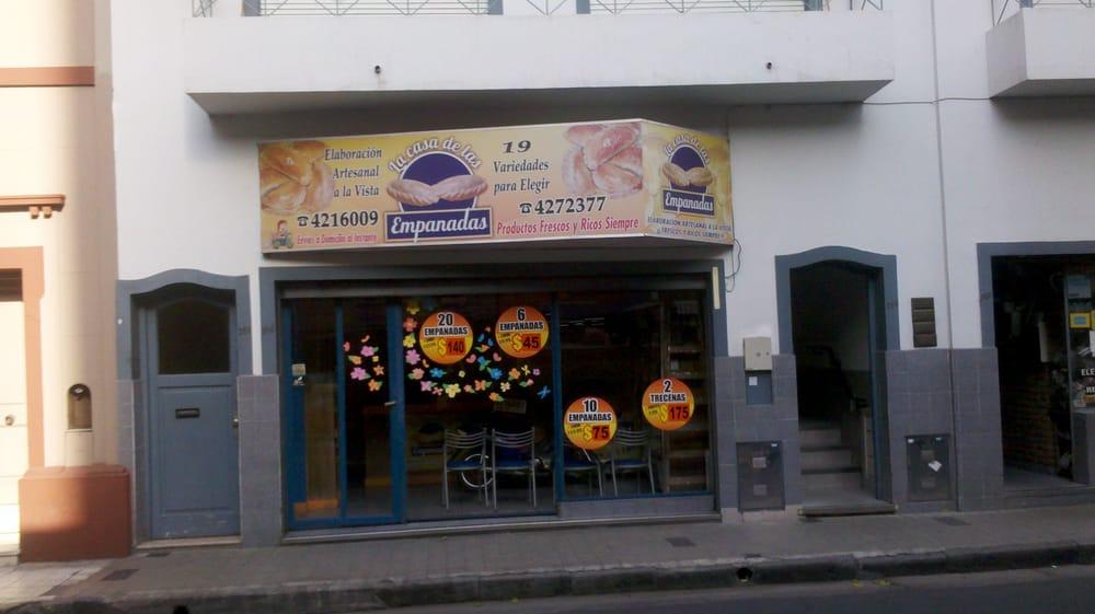 La casa de las empanadas: Antonio Sucre 264, Córdoba, X