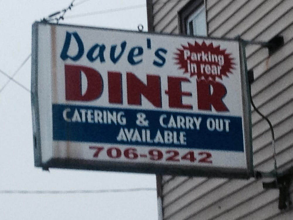 Dave's Diner: 937 Wooster Rd W, Barberton, OH