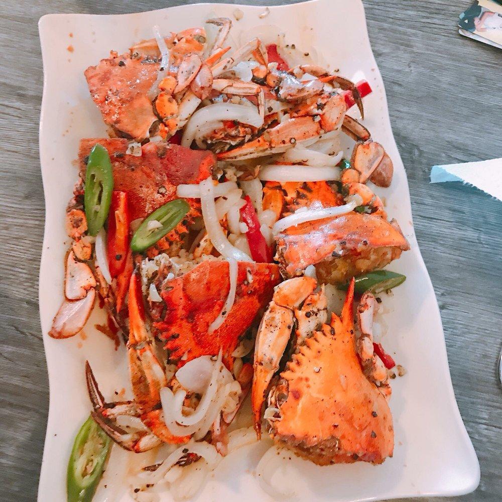 Houston Crawfish and Seafood