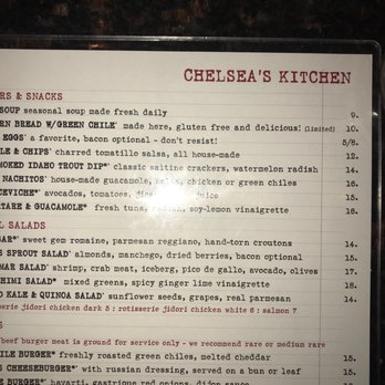 Chelsea\'s Kitchen - 848 Photos & 1282 Reviews - American (New ...