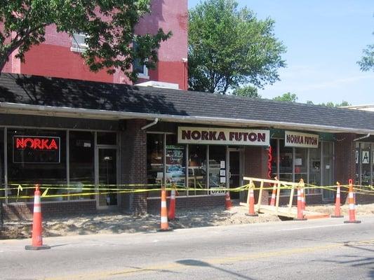 Norka Futon Lukket M Belbutikker 3083 Madison Road Oakley Cincinnati Oh Usa