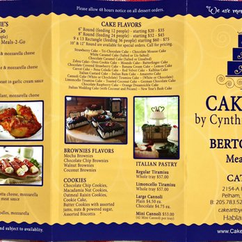 Cake Art Pelham Menu : Cake Art by Cynthia Bertolone - 45 Photos - Bakeries ...