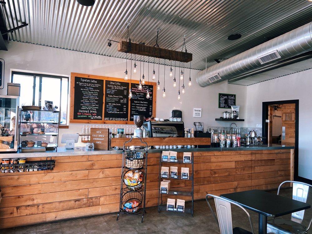 Heroes Coffee: 124 SW 8th St, Bentonville, AR