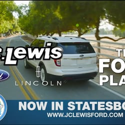 Jc Lewis Ford >> J C Lewis Ford Lincoln Statesboro Car Dealers 6922 Veterans